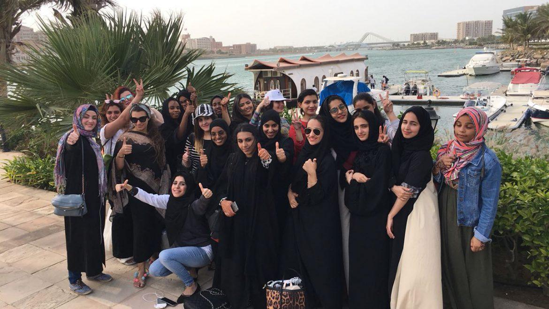 KIC Abu Dhabi Cruise Trip