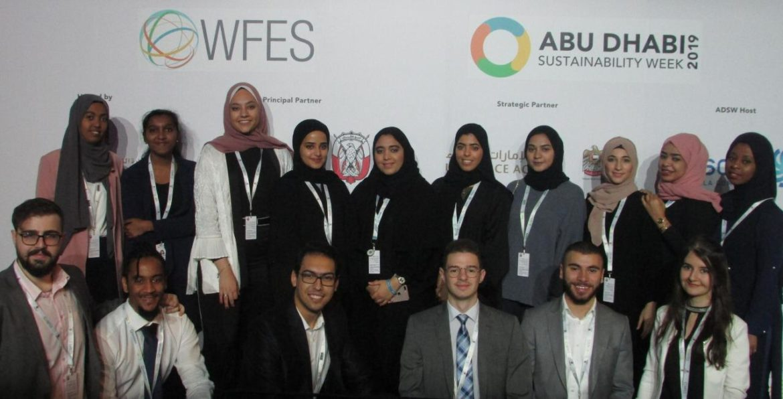 Abu Dhabi Sustainability Week 2019
